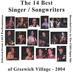 The 14 Best Singer / Songwriters of Greenwich Village - Vol II (2004)