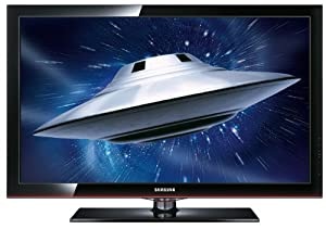 Samsung PS50C450 50-inch Widescreen HD Ready 600Hz Plasma TV with Freeview