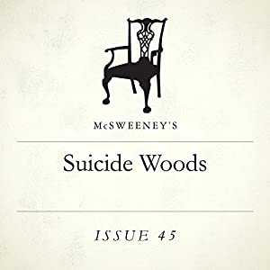 Suicide Woods Audiobook