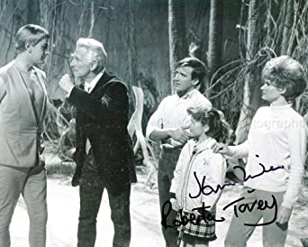 ROBERTA TOVEY and JENNIE LINDEN as Susan and Barbara - Dr. Who And The