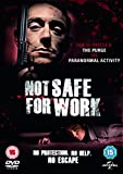 Not Safe for Work [DVD]
