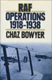 img - for RAF operations 1918-38 book / textbook / text book