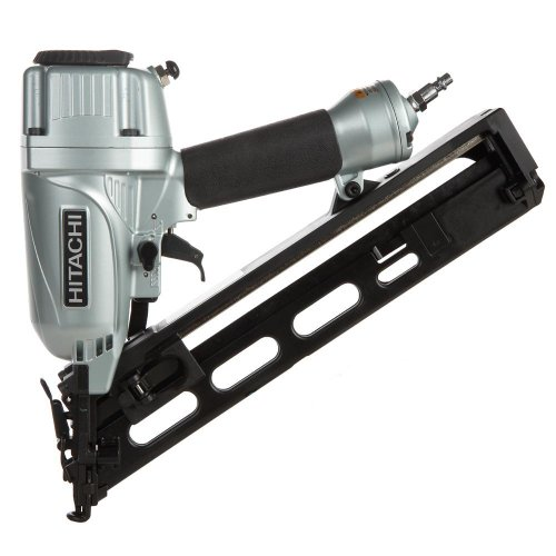 Review Of Hitachi NT65MA4 15-Gauge Angle Finish Nailer