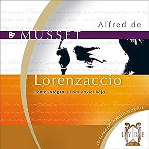 Lorenzaccio | Livre audio