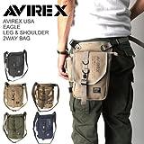 (アビレックス) AVIREX アビレックス イーグル レッグ&ショルダー 2WAY バッグ avx348l