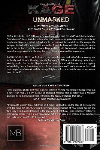 Kage Unmasked: Volume 3 (KAGE Trilogy)