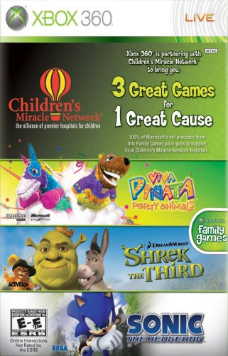 Microsoft Children's Miracle Network Games Bundle