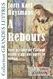 img - for A Rebours: Avec une pr face de l'auteur  crite vingt ans apr s le roman (French Edition) book / textbook / text book