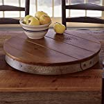 Orvis Wine Barrel Lazy Susan / Only Plain from Orvis