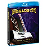 Megadeth: Rust in Peace Live [Blu-ray] ~ Megadeth