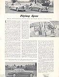 1957 Bentley Flying Spur Mulliner Sales Brochure