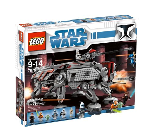 LEGO Star Wars AT-TE Walker (7675) Amazon.com