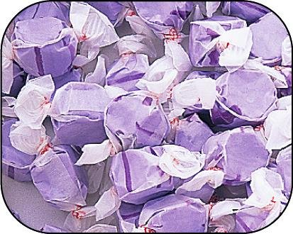 Taffy Town Salt Water Taffy 2.5 Pounds Grape Purple (Salt Water Taffy Bars compare prices)