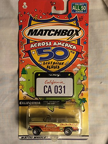 Matchbox Birthday Series