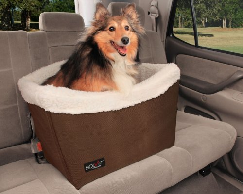 dog booster seat reviews and ratings best dog car booster seats on flipboard. Black Bedroom Furniture Sets. Home Design Ideas