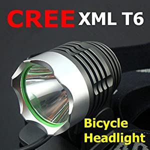 Click Here For Cheap Tsss Waterproof Cree T6 Led 4-mode White Led Rechargable Bike Light Bicycle Bike Headlight Lamp Flashlight  For Sale