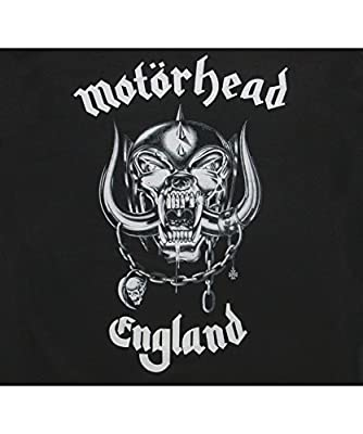 Motorhead - Classic T-Shirt, Black, XX-Large