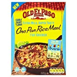 Old El Paso Lime & Coriander One Pan Rice Kit 355g