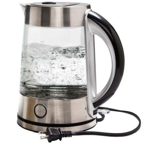 Electric Glass Tea Kettle Reviews