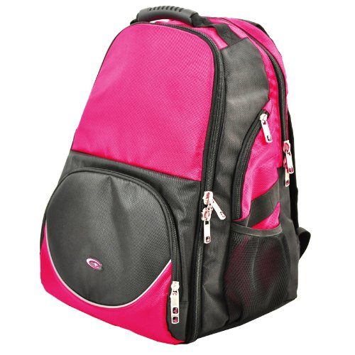 Roo Salon Pink Ruby Beauty Rucksack