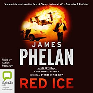 Red Ice Audiobook