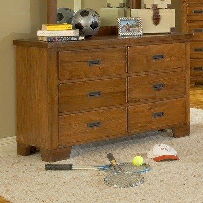 Cheap Heartland Kids Double 6-Drawer Dresser (1800-260 / 1800-030)