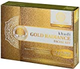Khadi Natural Natural Gold Radiance Facial Kit
