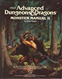 Advanced Dungeons and Dragons Monster Manual II (0880380314) by Gygax, Gary