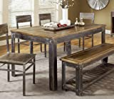 Modus Furniture International Farmhouse Dining Table