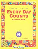 Great Source Every Day Counts: Teachers Guide, Grade 4