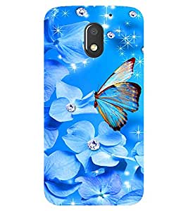 Doyen Creations Designer Printed High Quality Premium case Back Cover For Motorola Moto G4 Play