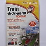 Train électrique 3D Moderne