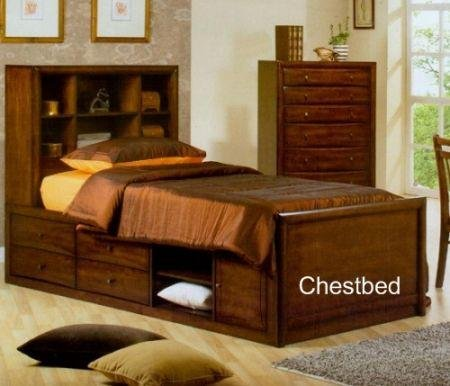 Cheap Sumner Kids Chestbed Bedroom Set – Coaster 400280T (B005LWQ59M)