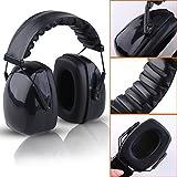 AGPtek®NRR 31 Tactical Sport Earmuff Range Shooting Ear Hearing Protection-Black