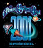 Licenses Products Allman Bros. Rocket Shroom Sticker by C&D Visionary Inc.