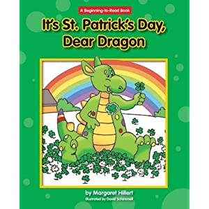 It's St. Patrick's Day, Dear Dragon