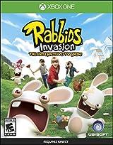 Rabbids Invasion, Xbox One.