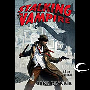 Stalking the Vampire Audiobook