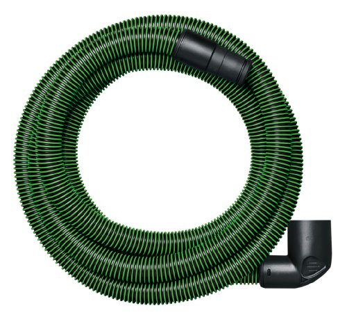 Festool 499742 Antistatic Hose, Tapered 32/27Mm With Angled Connector front-547111
