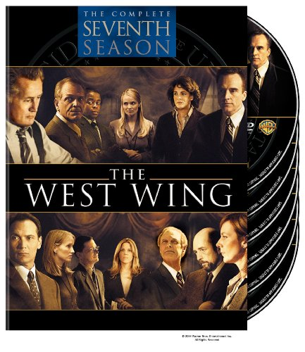 West Wing: Complete Seventh Season (6pc) (Ws)