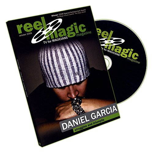 Murphy's Magic Reel Magic Episode 13 Daniel Garcia DVD