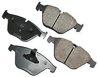 Akebono Eur918 Euro Ultra-premium Ceramic Brake Pad Set from EURO