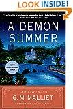 A Demon Summer: A Max Tudor Mystery (A Max Tudor Novel Book 4)