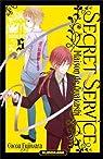 Secret Service, Maison de Ayakashi, tome 5 par Cocoa
