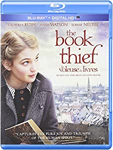 Where to buy the book thief dvd