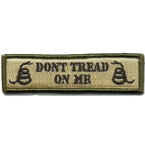 Buy Cheap Don't Tread On Me Tactical Morale Patch - Multitan