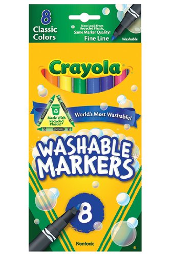 new crayola llc formerly binney smithwashable drawing marker 8 colors - Crayola Online Drawing
