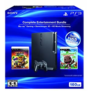 LittleBigPlanet 2 Special Edition and Ratchet & Clank: All 4 One