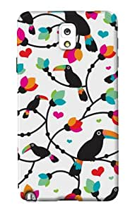 galaxy note 3 back case cover ,Tree Tucan Designer galaxy note 3 hard back case cover. Slim light weight polycarbonate case with [ 3 Years WARRANTY ] Protects from scratch and Bumps & Drops.