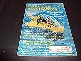 Popular Mechanics Aug 1971 Flying Car, Diving Deck for Pools